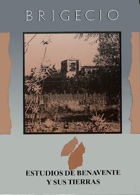 Primer número de la Revista BRIGECIO [1989]