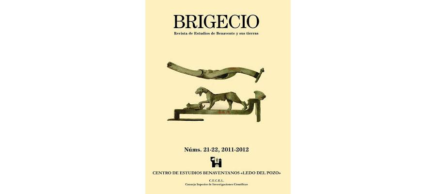 BRIGECIO. Revista de Estudios de Benavente y sus Tierras, 21-22 (2011-2012)
