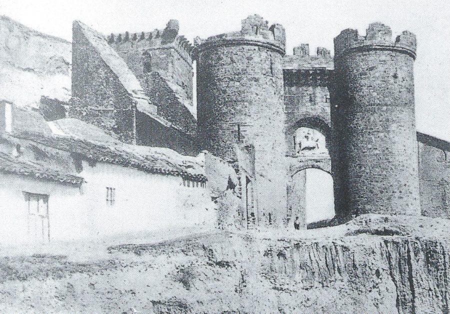 El castillo de Benavente. 12 miradas