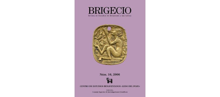 BRIGECIO. Revista de Estudios de Benavente y sus Tierras, 16 (2006)