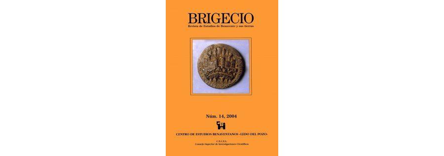 BRIGECIO. Revista de Estudios de Benavente y sus Tierras, 14 (2004)