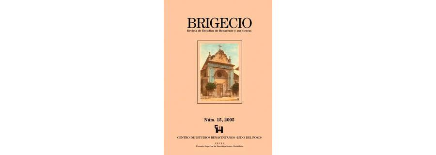 BRIGECIO. Revista de Estudios de Benavente y sus Tierras, 15 (2005)