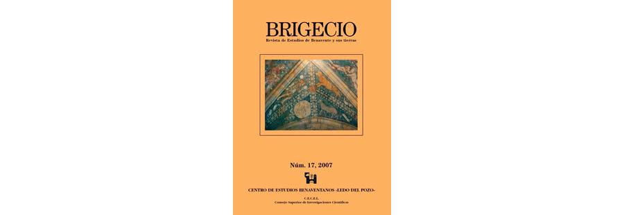 BRIGECIO. Revista de Estudios de Benavente y sus Tierras, 17 (2007)