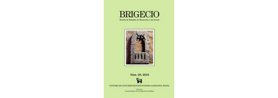 BRIGECIO. Revista de Estudios de Benavente y sus Tierras, 20