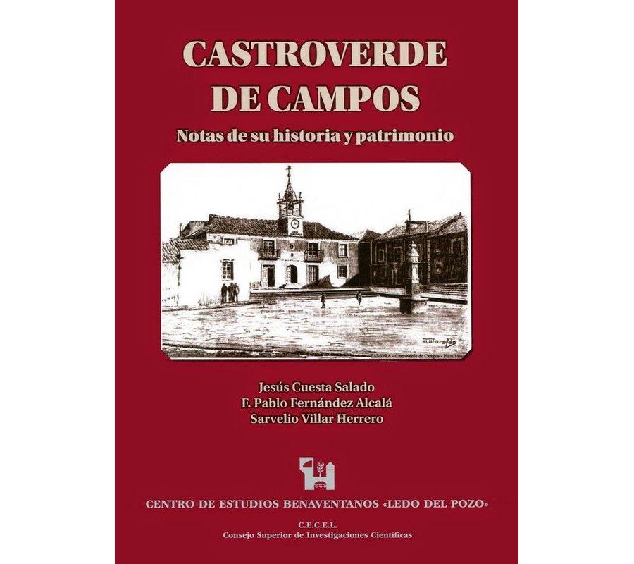 Castroverde de Campos. Notas de su historia y patrimonio.
