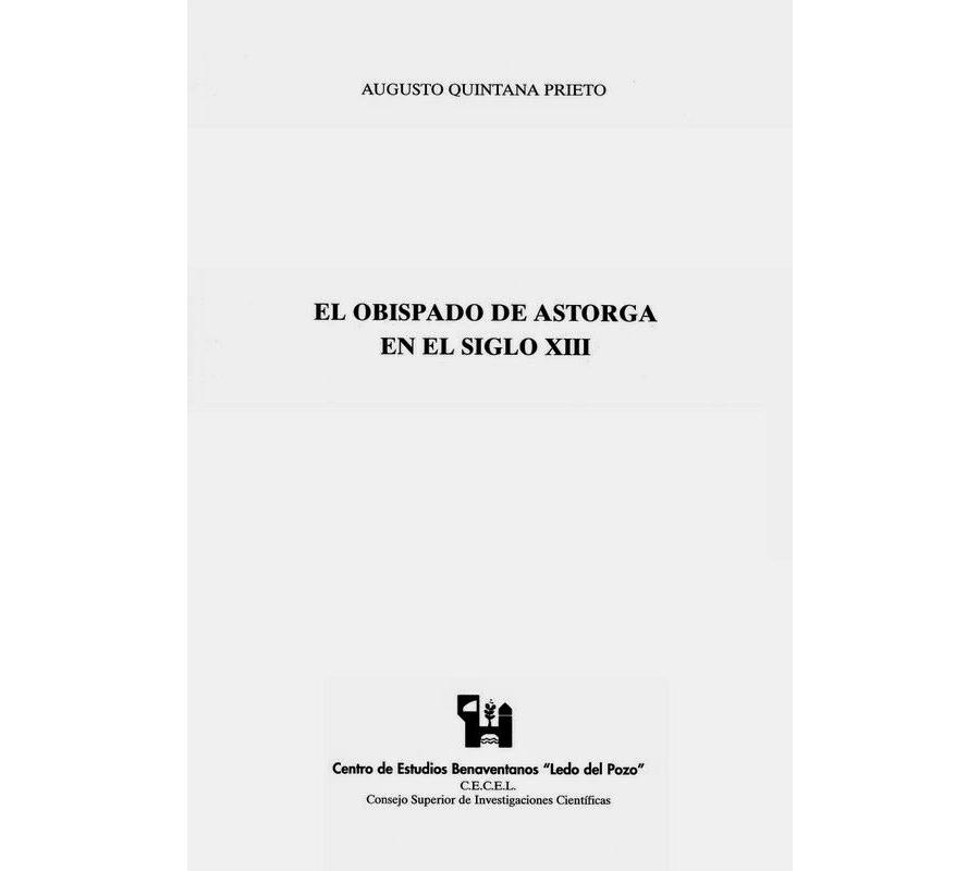 El Obispado de Astorga en el siglo XIII