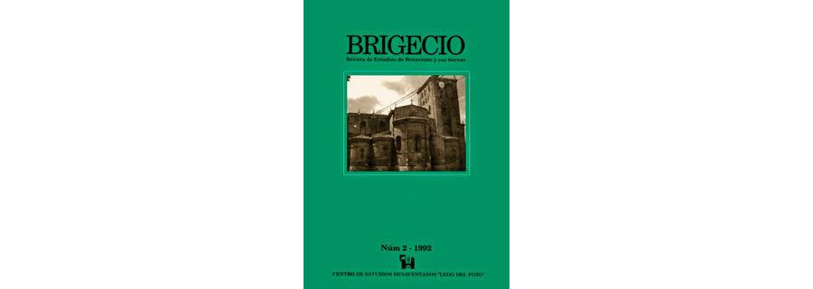BRIGECIO. Revista de Estudios de Benavente y sus Tierras, 2 (1992)