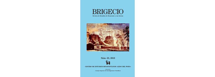 BRIGECIO. Revista de Estudios de Benavente y sus Tierras, 23