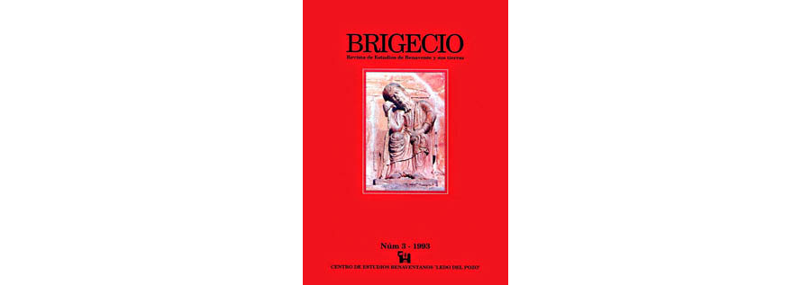 BRIGECIO. Revista de Estudios de Benavente y sus Tierras, 3 (1993)