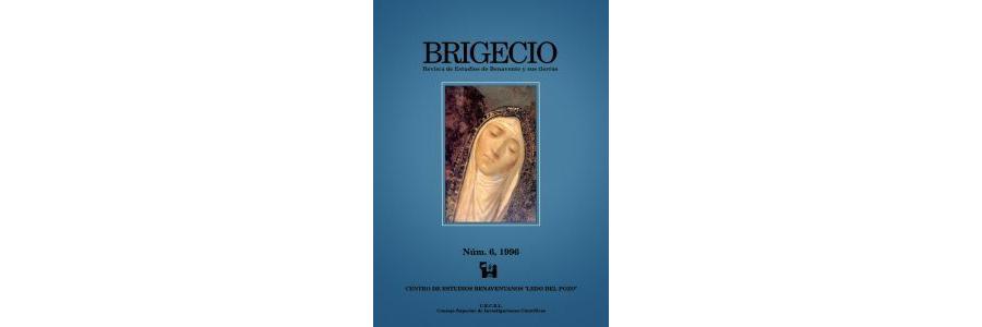 BRIGECIO. Revista de Estudios de Benavente y sus Tierras, 6 (1996)