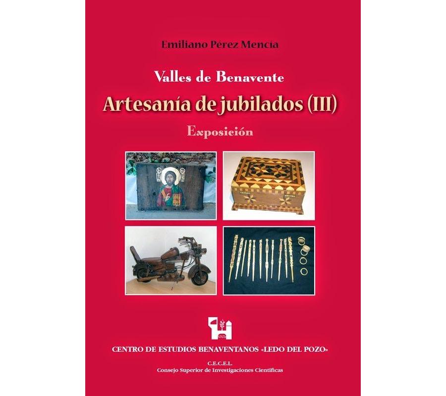 Valles de Benavente. Artesanía de jubilados (III). Exposición.